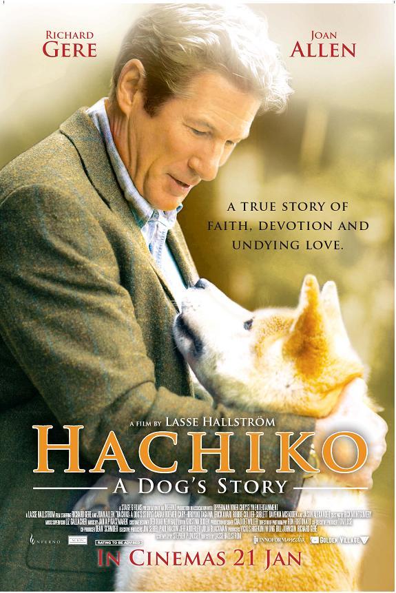 هاچی: داستان یک سگ (Hachi: A Dog's Tale)