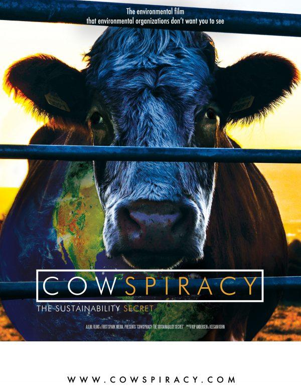 توطئه گاوی: اسرار پایداری (Cowspiracy: The Sustainabili